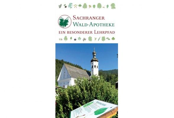 Sachranger Waldapotheke Flyer