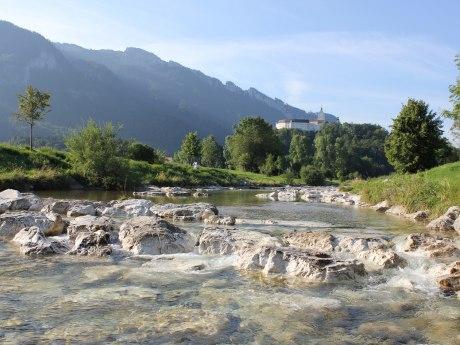 Prientaler Flusslandschaft, © Herbert Reiter
