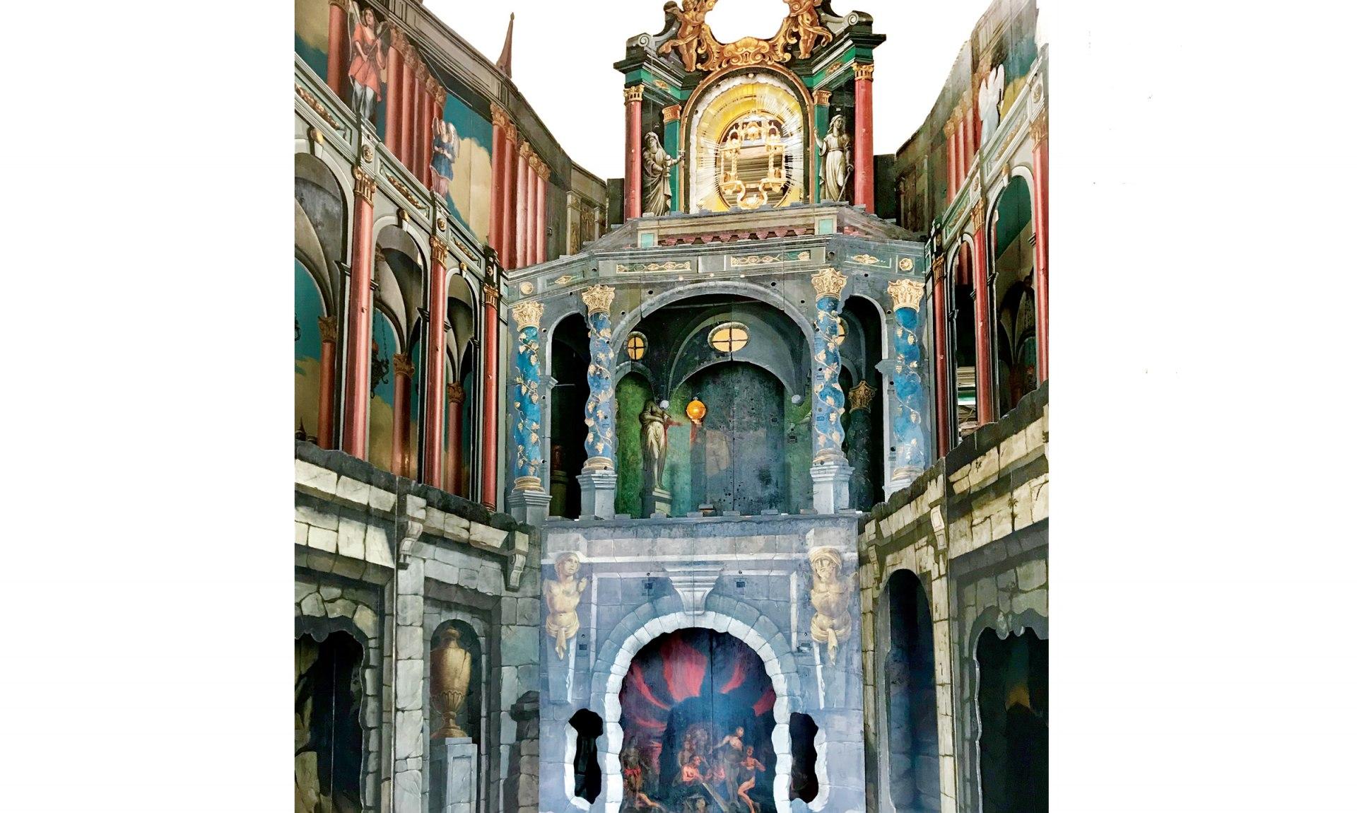 Aschauer Heiliges Grab, © Tourist Info Aschau im Chiemgau