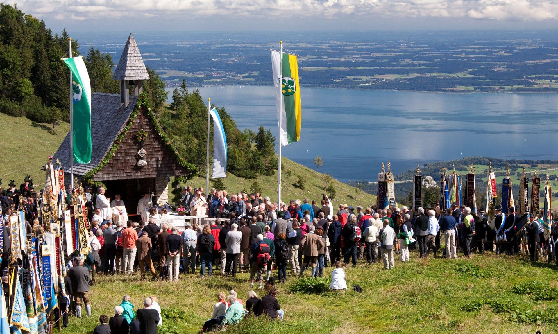 Gedenkmesse der Gefallenen des Chiemgaus, © Tourist Info Aschau i.Ch.