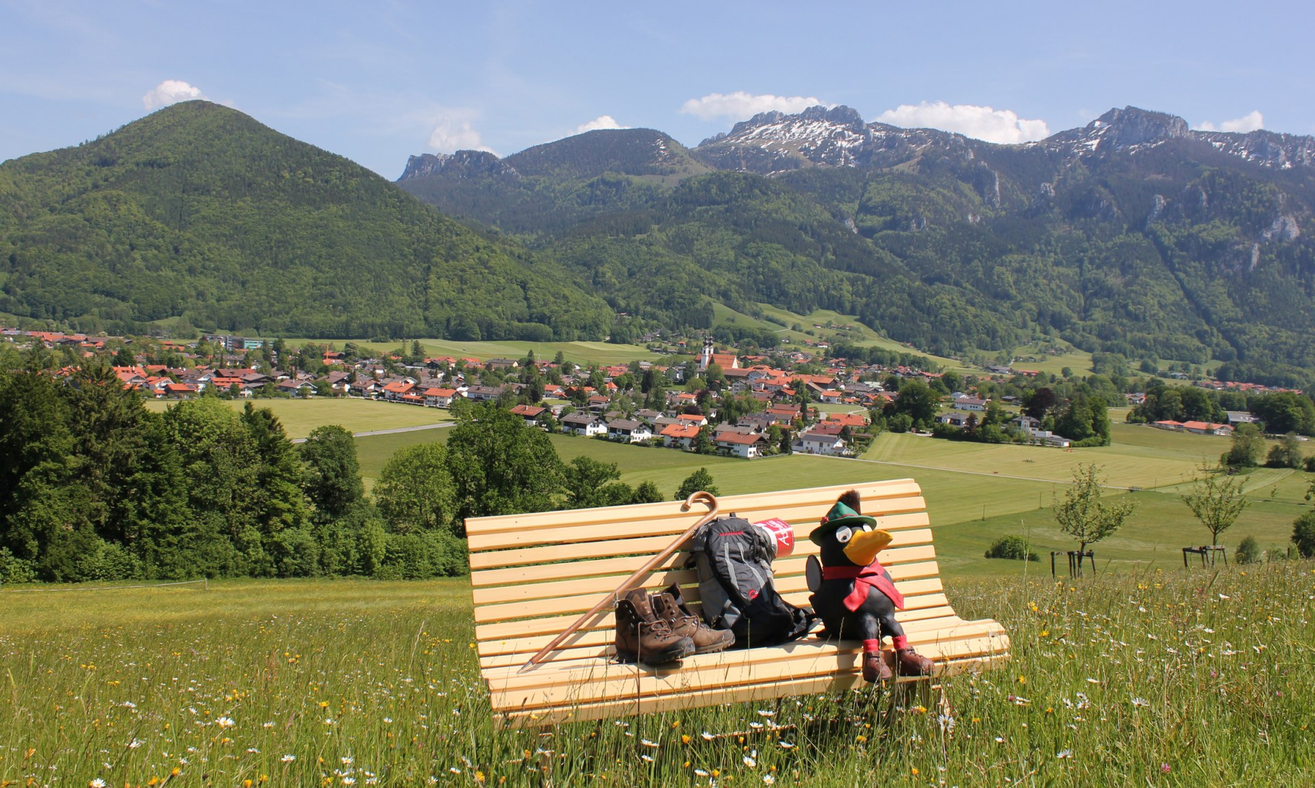 Bankerldorf® Aschau im Chiemgau, © Tourist Info Aschau i.Ch.