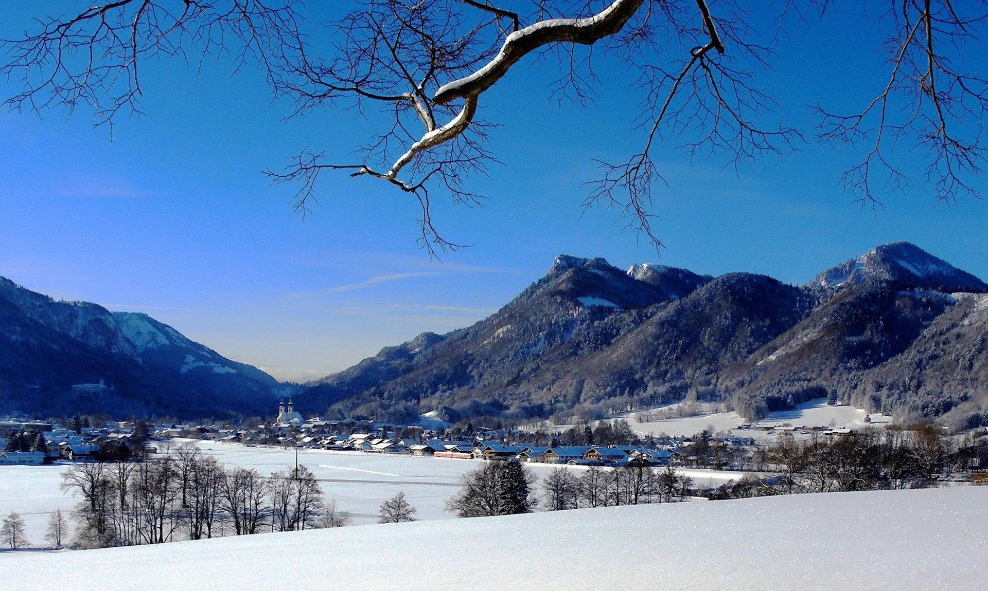 Winter in Aschau im Chiemgau, © Tourist Info Aschau i.Ch.