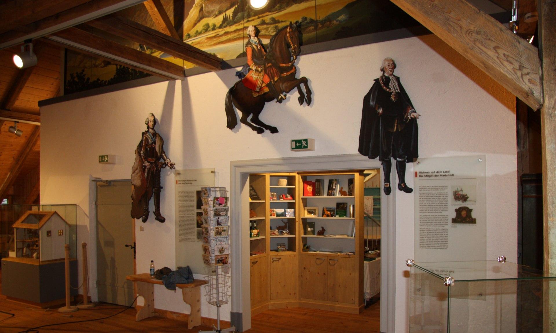 Müllner-Peter-Museum Sachrang, © Tourist Info Aschau