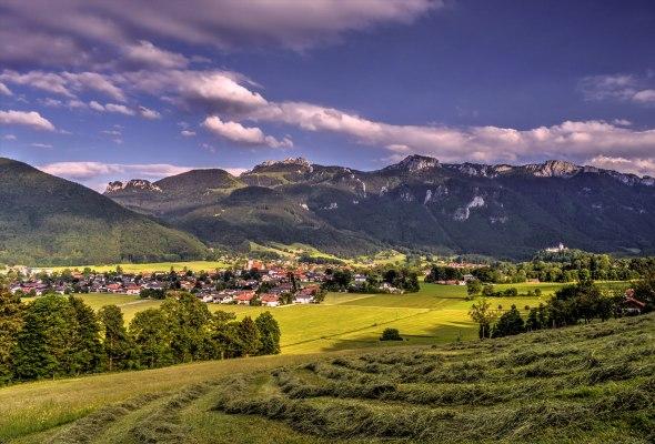 Aschau i.Chiemgau, © Joachim Brahms