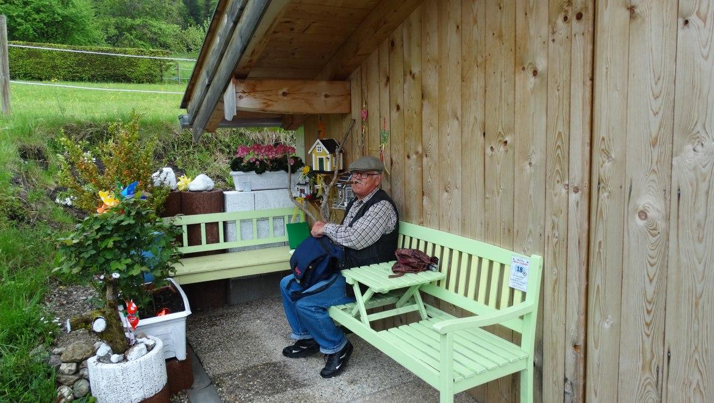 18_Zauber-Bankerl gestiftet vom Dreilindenhof - Familie Diesner, © Tourist Info Aschau i.Ch.
