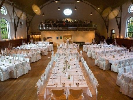 Festhalle Hohenaschau Hochzeit, © Tourist Info Aschau i.Ch.