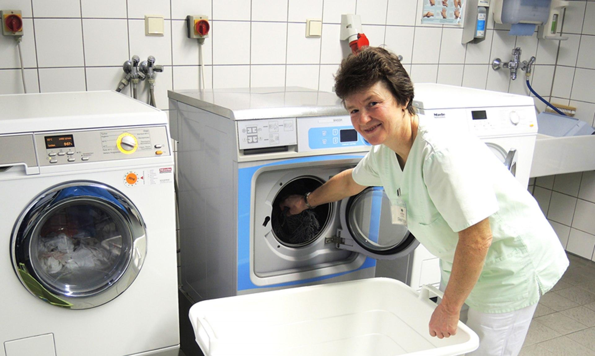 Wäscherei, © Cristina Wimmer