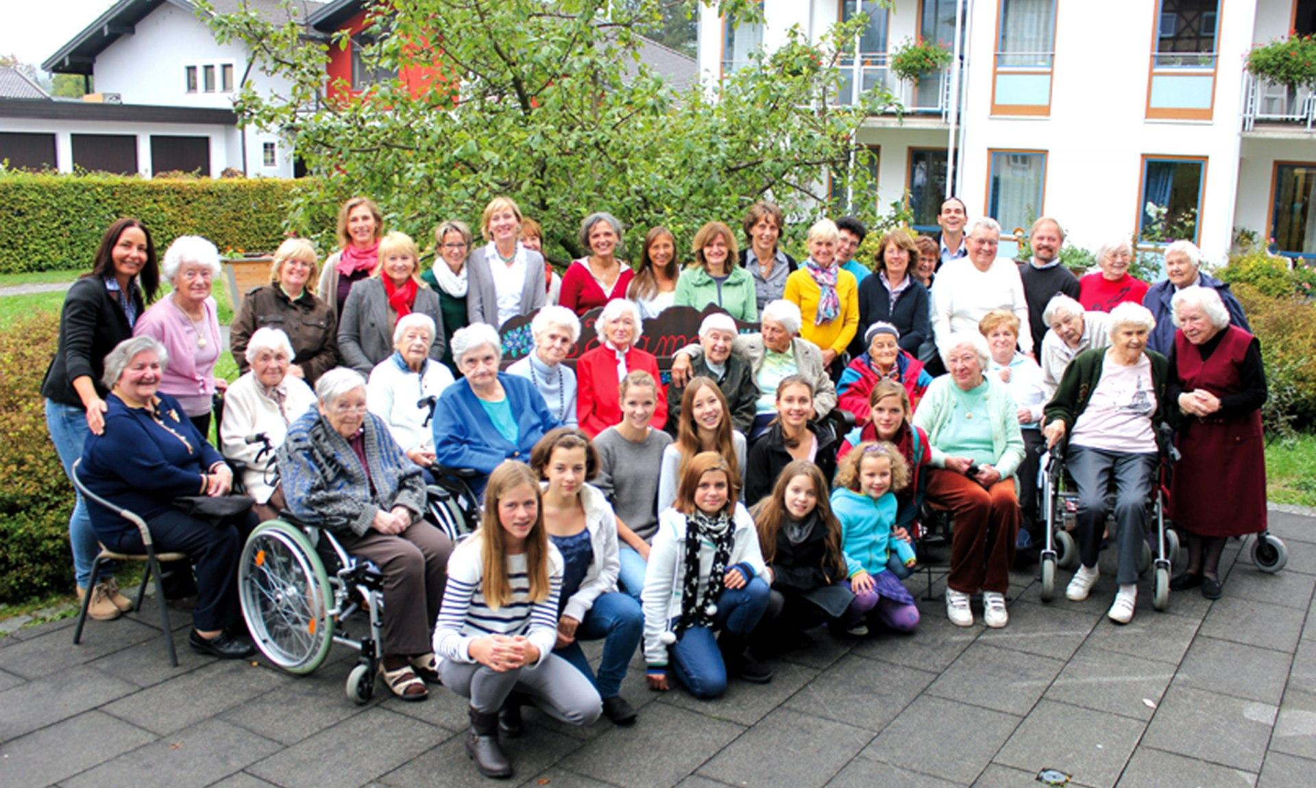 CD Projekt 2013 Beteiligte, © Herbert Reiter