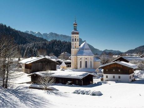 Blick auf die Kirche St. Michael, © Joachim Brahms