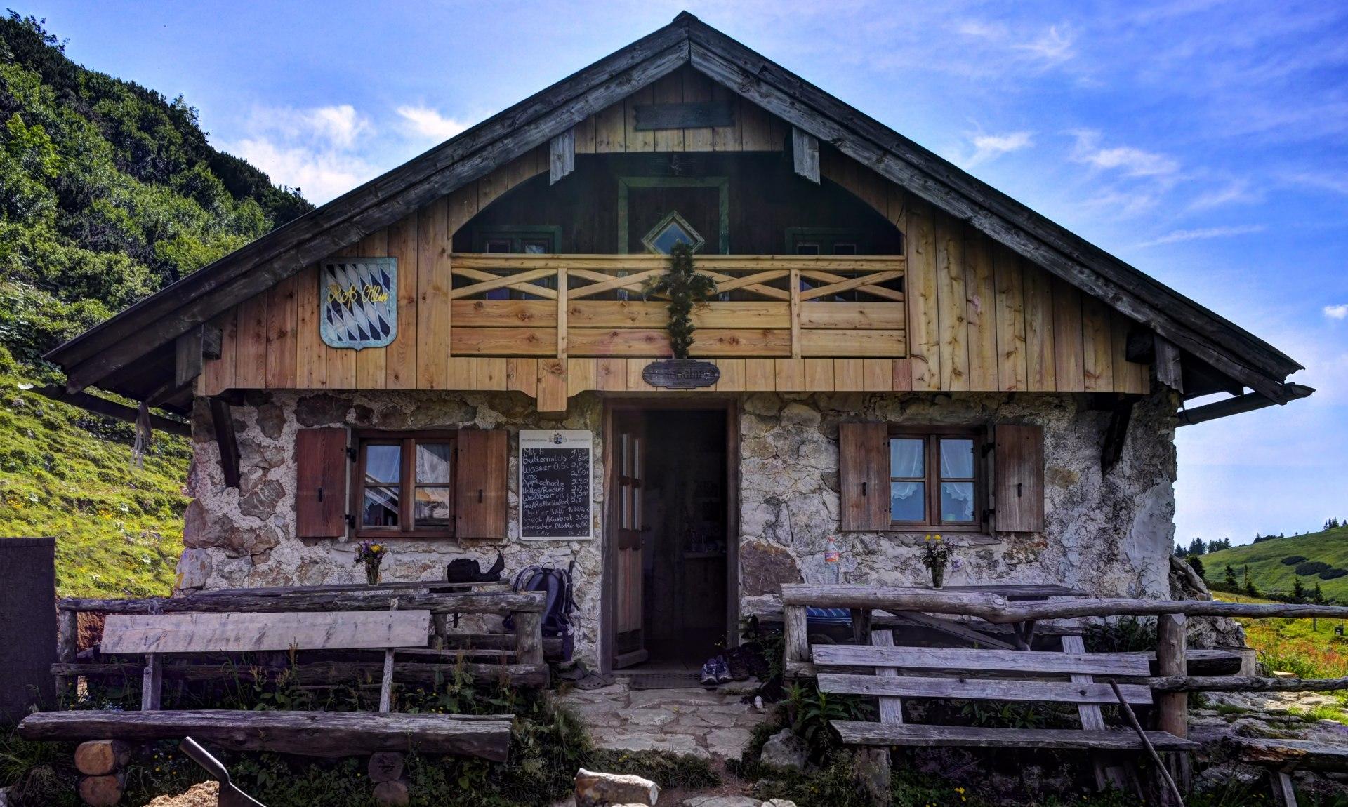 Rossalm, © Tourist Info Aschau i.Ch.