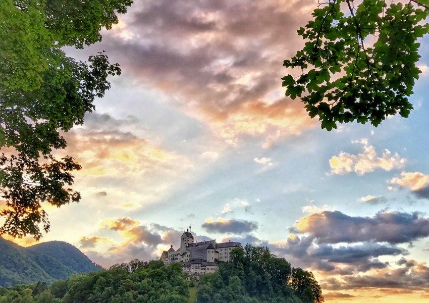 Schloss Hohenaschau, © Herbert Reiter