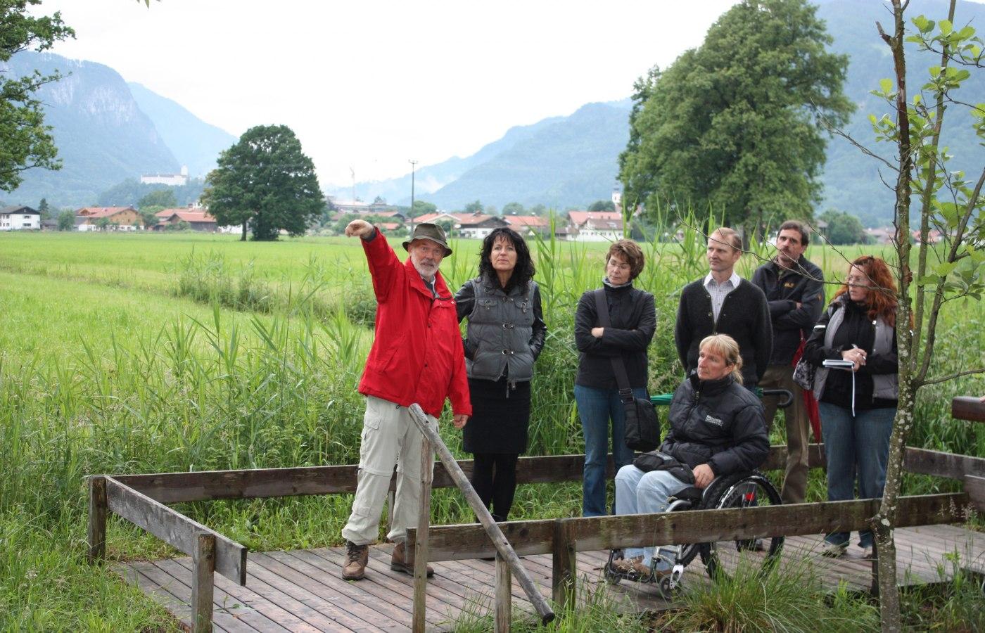 Barrierefreie Urlaubstage, © Tourist Info Aschau