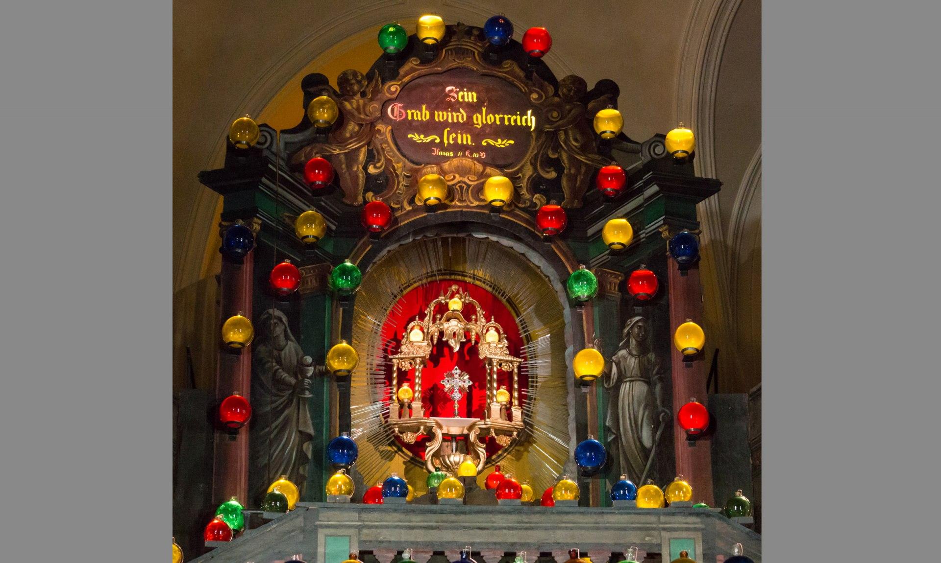 Aschauer Heiliges Grab, © Foto Berger