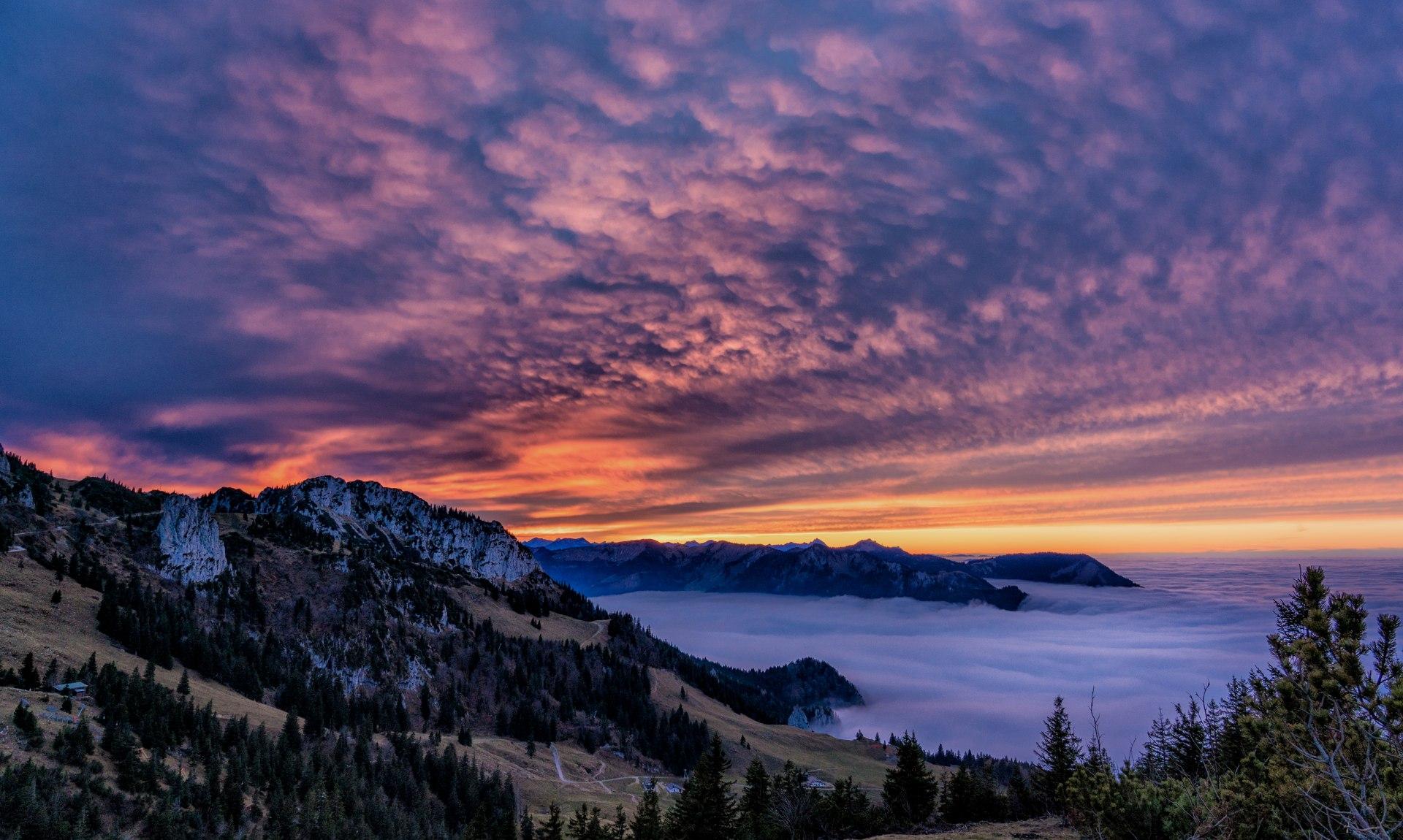 Winterstimmung Sulten, © Tourist Info Aschau