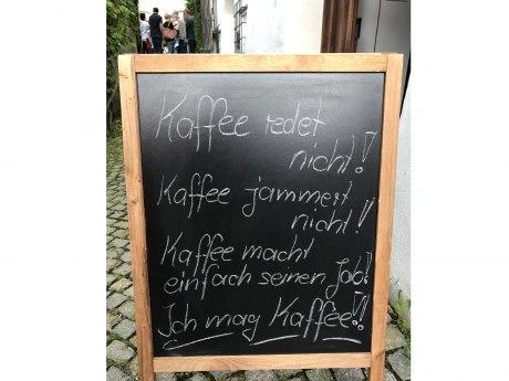 Tafel im Burgladerl, © H. Reiter