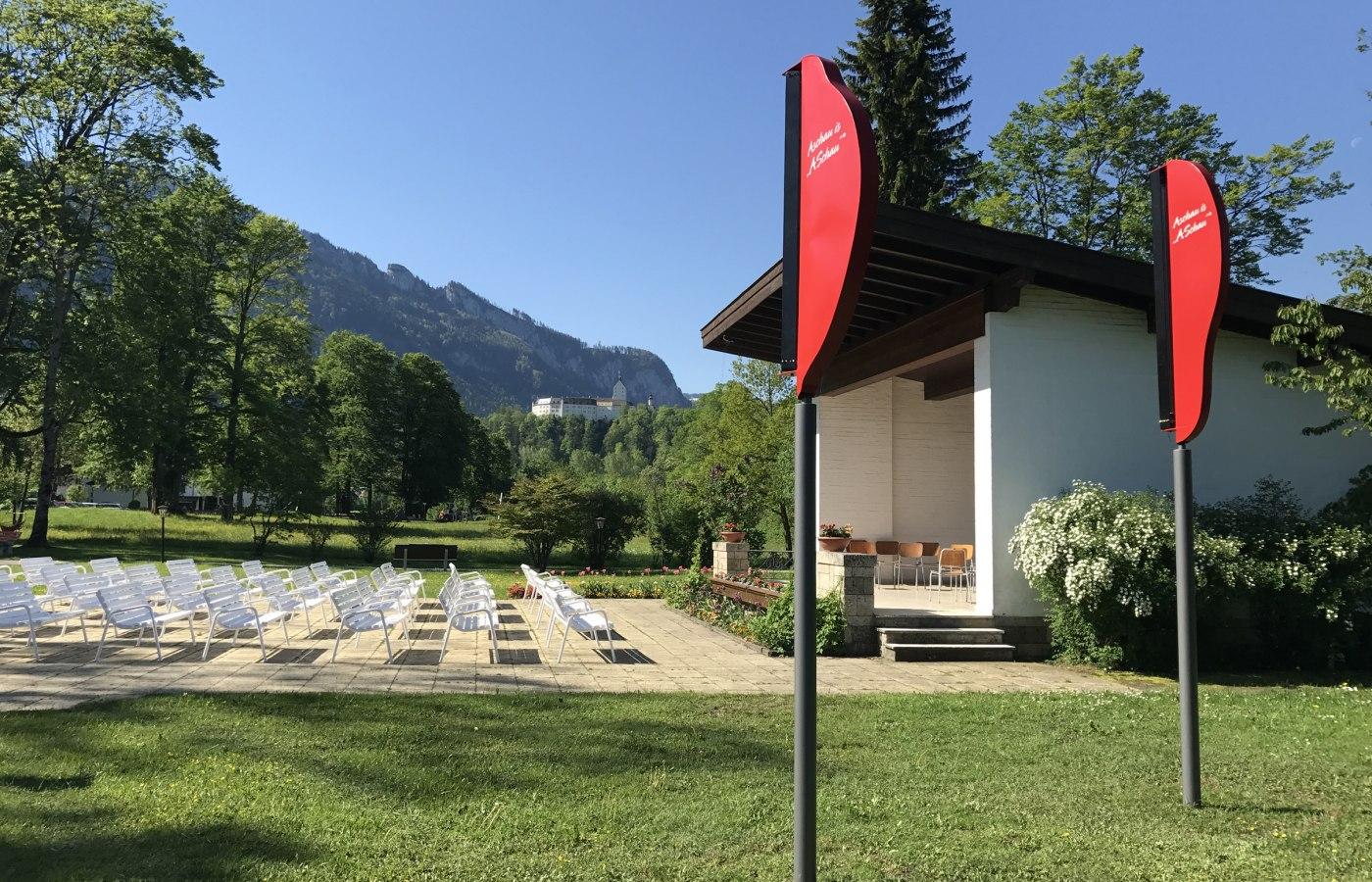 Kurpark Aschau, © Tourist Info Aschau i.Ch.