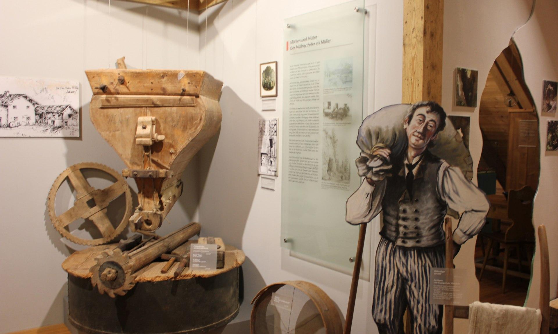Müllner-Peter-Museum Sachrang, © Tourist Info Aschau i.Ch.
