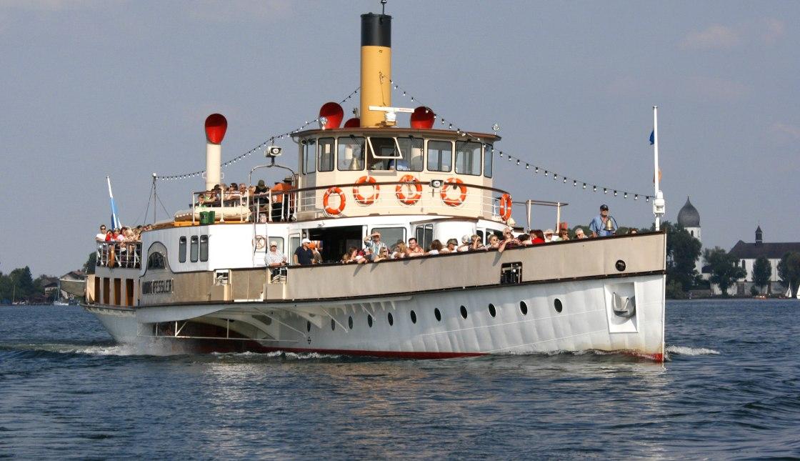 Chiemsee Schifffahrt, © Chiemsee Schifffahrt