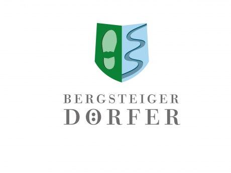 Bergsteigerdörfer Logo, © DAV