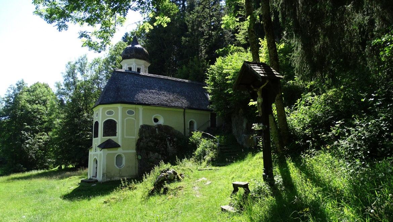 Ölbergkapelle Sachrang, © Tourist Info Aschau i.Ch.