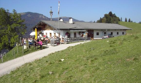 Wildbichl Alm, © Tourist Info Aschau im Chiemgau
