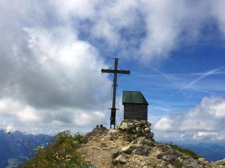 Geigelstein Gipfel, © Manuela Maier