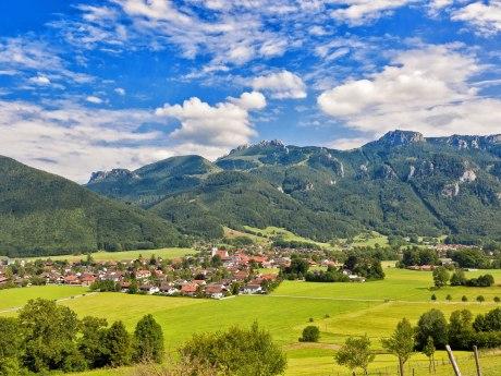 Bankerldorf® Aschau Im Chiemgau, © Jochen Moll
